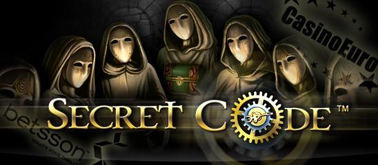 CasinoEuro :: Secret Code Slot - PLAY NOW!