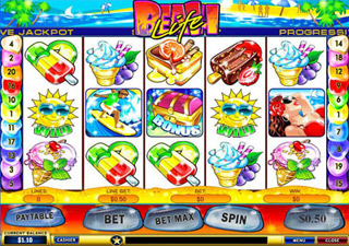 Europa Casino :: Beach Life Slot - PLAY NOW!