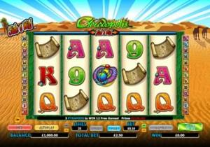 CASINO LA VIDA :: Crocodopolis video slot - PLAY NOW!