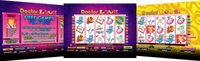 CRAZY VEGAS CASINO :: Doctor Love - NEW Slot Game :: PLAY NOW!