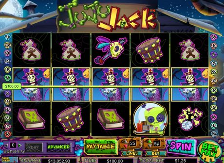 INTER CASINO :: Juju Jack slot game - PLAY NOW!