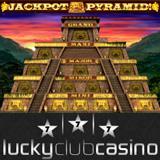 Lucky Club Casino :: Jackpot Pyramid - PLAY NOW!