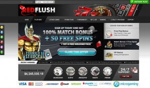Red Flush Casino - PLAY NOW!