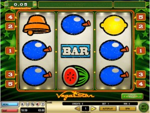 CASINO CLUB :: Vegas Star slot game (BossMedia software) - PLAY NOW!