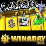 WinADay Casino :: Enchanted Gems slot machine - PLAY NOW!