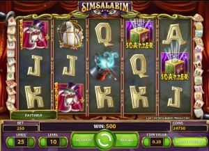 Mr.Green Casino :: Simsalabim video slot - PLAY NOW!