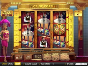 Tropezia Palace Casino :: Slot of Fortune - PLAY NOW!