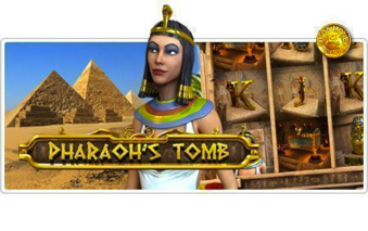 Tropezia Palace Casino :: Pharaoh's Tomb 3D slot game - PLAY NOW!