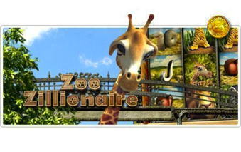 Tropezia Palace Casino :: Zoo Zillionaire 3D slot game - PLAY NOW!