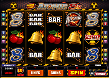 All Slots Casino :: Power Spins™ Atomic 8s Video Slot - PLAY NOW!