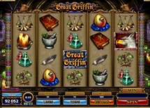 All Slots Casino :: Great Griffin Video Slot - PLAY NOW!