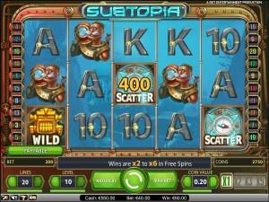 Unibet Casino :: Subtopia video slot - PLAY NOW!