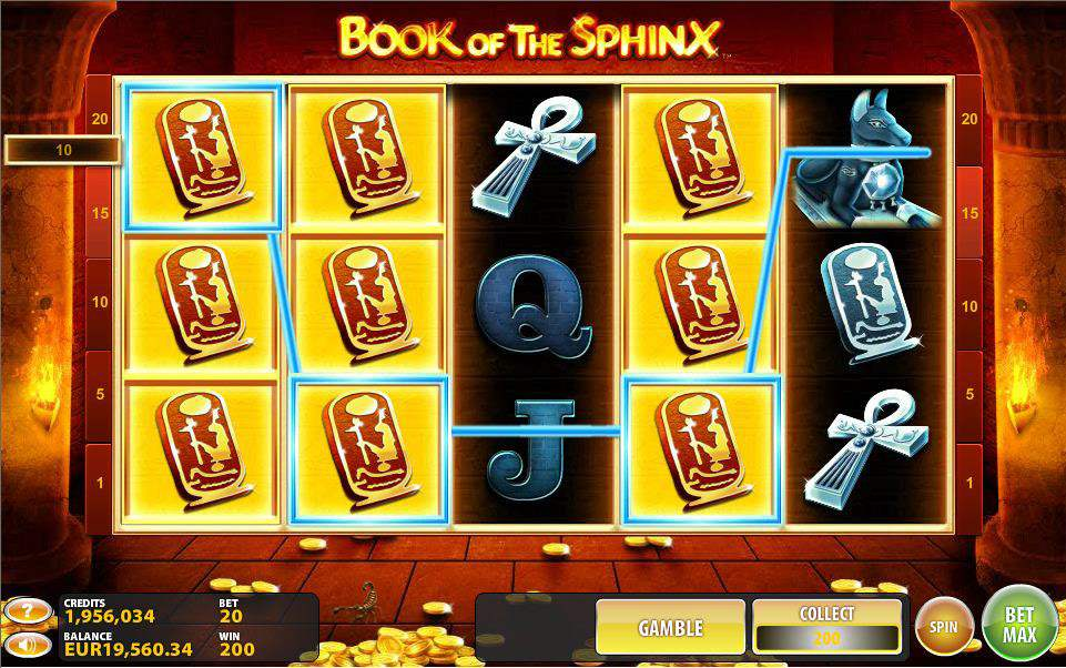 new online casino slot book
