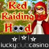 Lucky Club Casino :: Red Raiding Hood slot game - PLAY NOW!