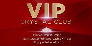 Everest Casino :: VIP Crystal Club