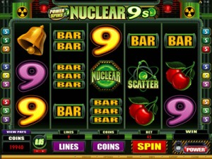 Casino La Vida :: Power Spins - Nuclear 9's slot game - PLAY NOW!