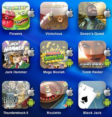 CasinoEuro :: iPad, iPhone & Android casino games - PLAY NOW!