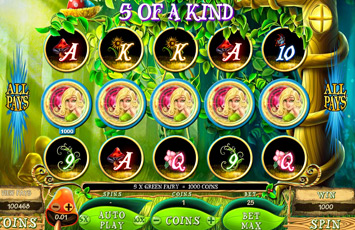 Roxy Palace Casino :: NEW Slot Game - Mystique Grove :: PLAY NOW!