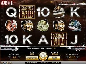 Vera & John Casino :: Scarface slot game - PLAY NOW!