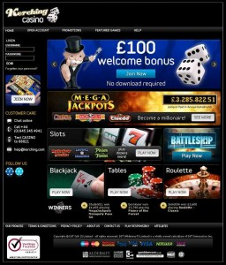 Kerching Online Casino (IGT) :: PLAY NOW!