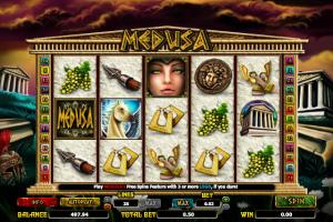 EUcasino :: Medusa slot game - PLAY NOW!