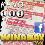 Win A Day Casino :: Keno 101 game - PLAY NOW!
