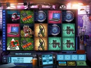 CasinoClub :: The Casino Job slot game - PLAY NOW!
