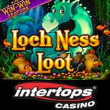 Intertops Casino :: Loch Ness Loot slot game - PLAY NOW!