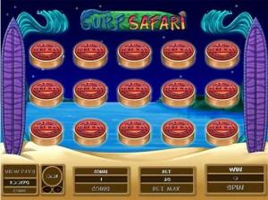 Casino La Vida :: Surf Safari video slot - Bonus Feature