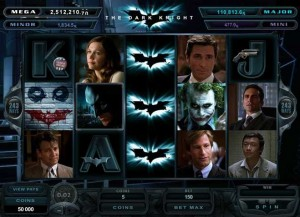 CASINO MATE :: The Dark Knight video slot - PLAY NOW!