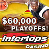 Intertops Casino :: NBA Basketball Playoffs Casino Bonuses
