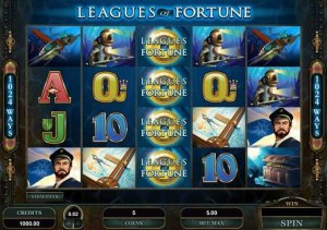 CASINO LA VIDA :: Leagues of Fortune video slot - PLAY NOW!