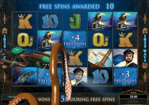 CASINO LA VIDA :: Leagues of Fortune video slot - Free Spins Bonus
