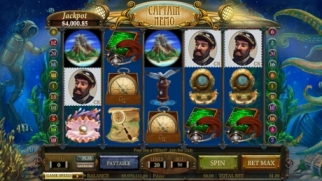 Inter Casino :: Captain Nemo video slot - PLAY NOW!