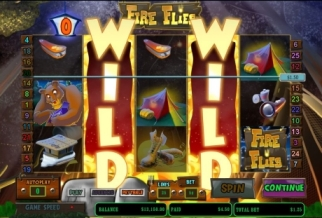 Inter Casino :: Fire Flies video slot - PLAY NOW!