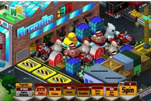 Grand Eagle Casino :: Arcadia i3D slot game - PLAY NOW!