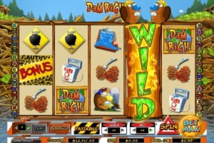 INTER CASINO :: Dam Rich video slot - PLAY NOW!