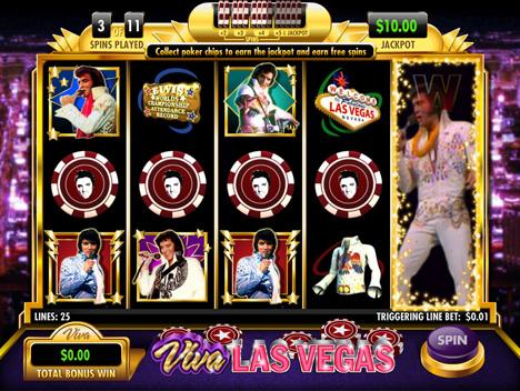 Virgin Casino :: ELVIS The King slot game - PLAY NOW!