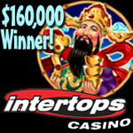Intertops Casino Slots Game Pays Out Millions
