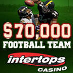 Intertops Casino Football Team Casino Bonuses