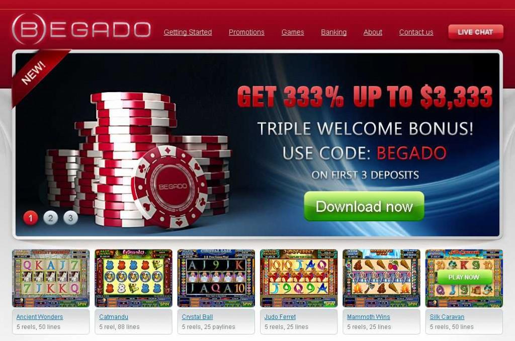 landas casino bonus code
