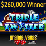 Grande Vegas $260,000 Winner Going to Machu Picchu