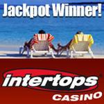 Intertops Casino $15K Slots Winner Takes Vacation