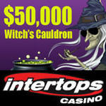 Intertops Casino $50,000 Halloween Casino Bonuses