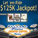 Jackpot Capital Let 'em Ride Jackpot Winner