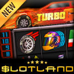 Slotland's New Turbo GT Slots Game :: PLAY NOW!