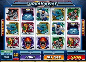 Crazy Vegas Casino  :: Break Away slot – PLAY NOW!
