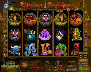 7Reels Casino :: Witches Cauldron slot game - PLAY NOW!