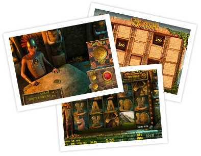 ComeOn Casino :: InCash 3D slot game - PLAY NOW!