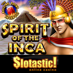 Slotastic's New 'Spirit of the Inca' Slots Game